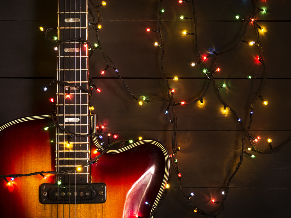 The Science of Playing Christmas Music in store