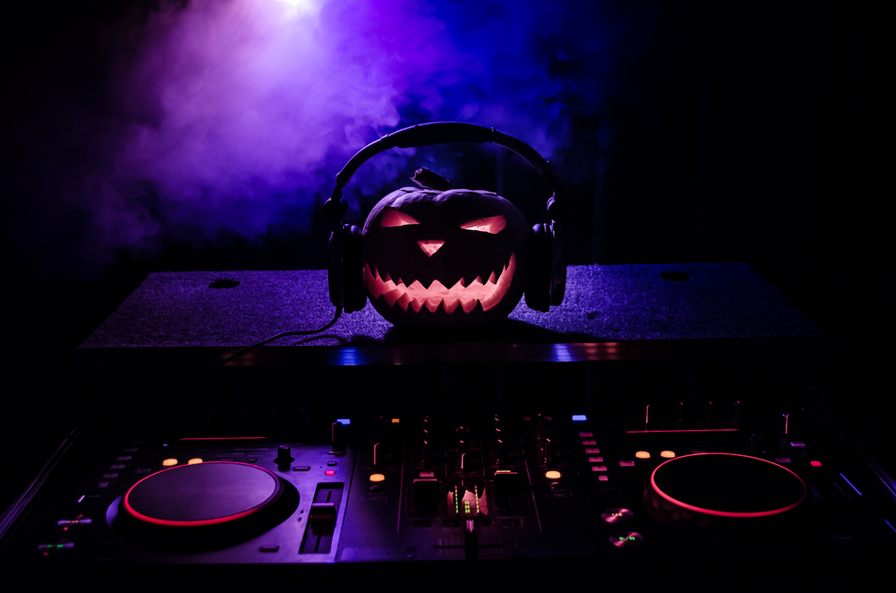 Your Spooky Halloween Music Playlist!